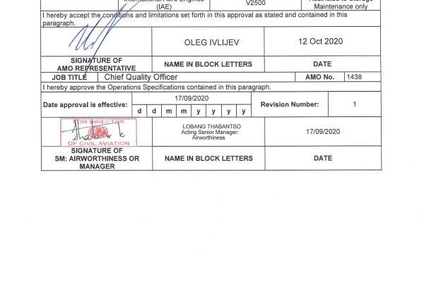 SA CAA Ops Specs signed-05