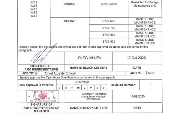 SA CAA Ops Specs signed-08