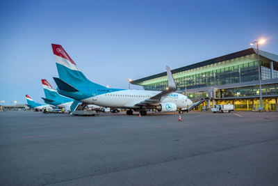 National flag carrier of Luxembourg chooses FL Technics for their Boeing 737NG