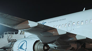 FL Technics completes the first two C-checks for Luxemburg flag carrier Luxair
