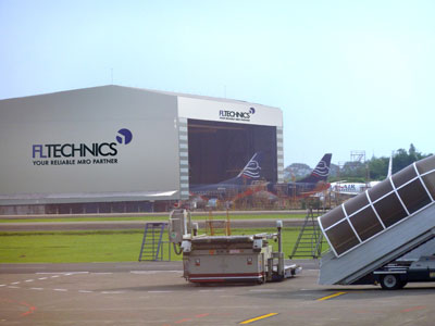 FL Technics Indonesia signs first base maintenance deal with Tri-M.G.