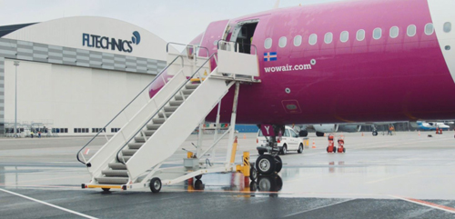 FL Technics lands WOW Air as a new client