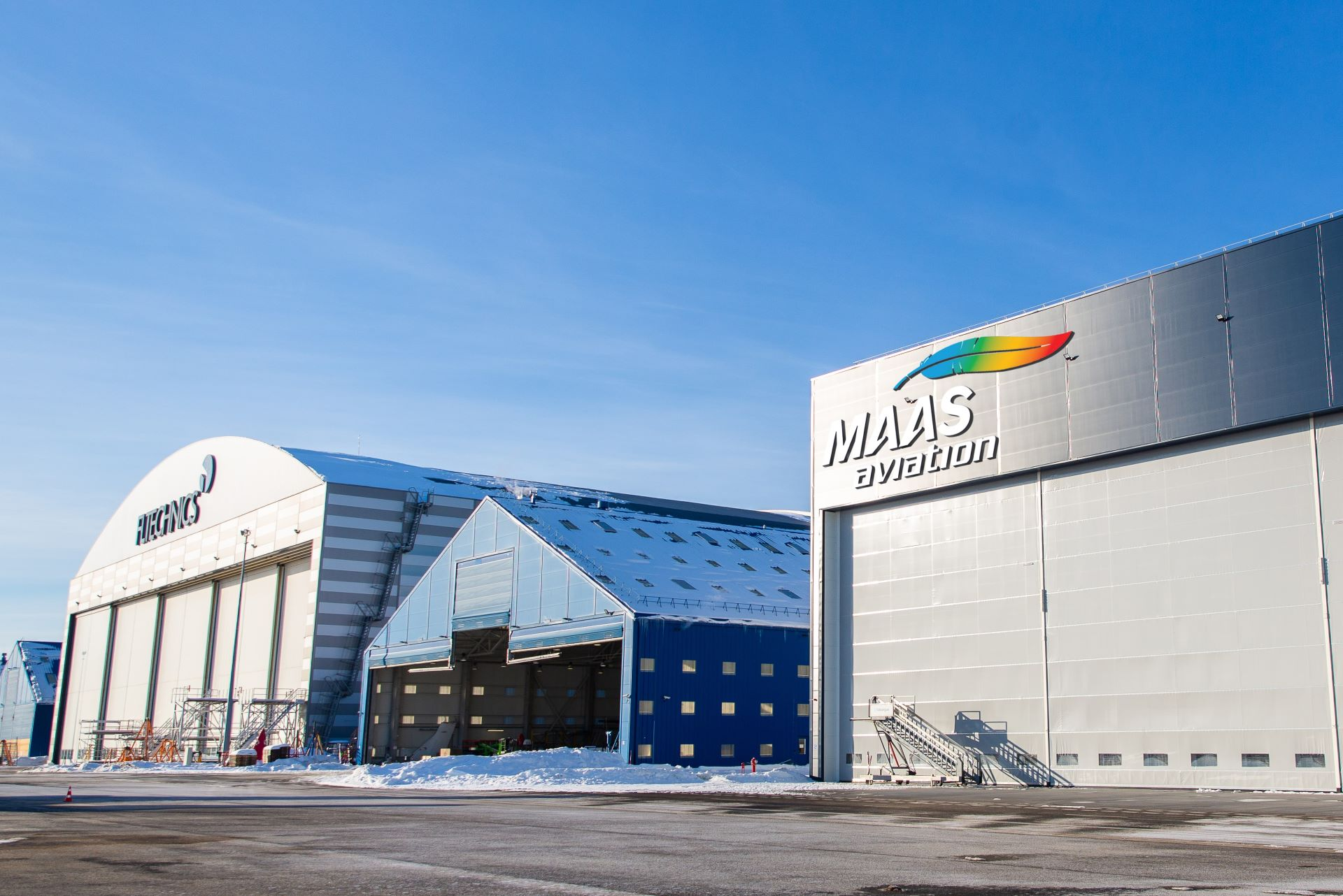 MAAS Aviation partners with FL Technics to create world class re-delivery centre in Kaunas, Lithuania