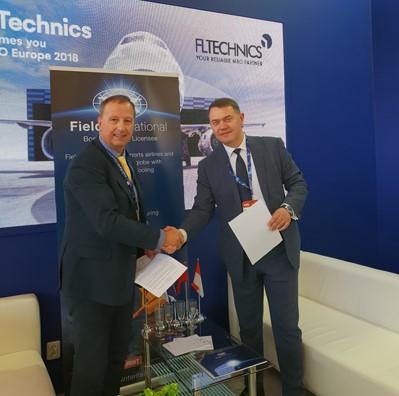 Field International shows trust to FL Technics: exclusive representation in almost entire Eurasia